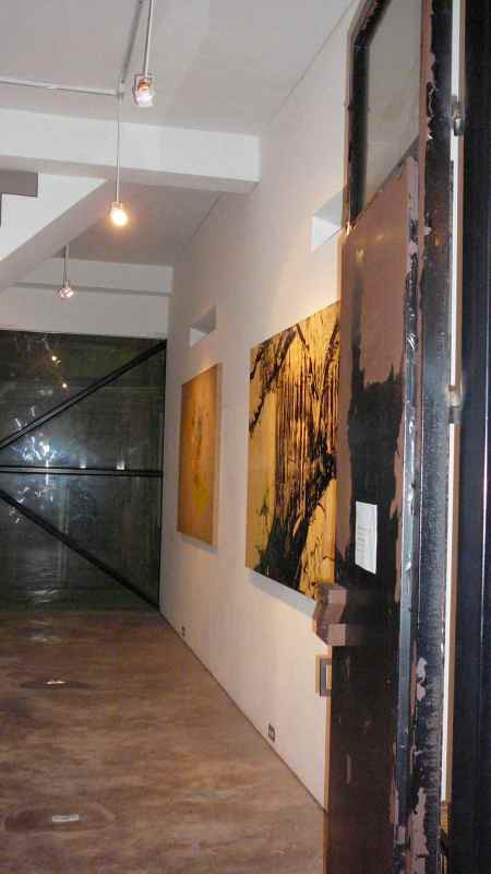 Z Gallery. First floor.